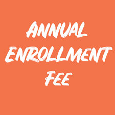 Enrollment Fee